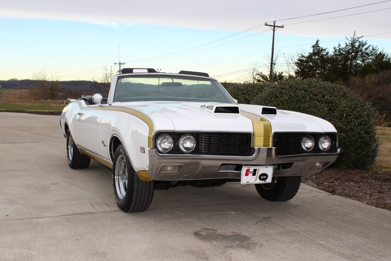For Sale 1969 Oldsmobile 442
