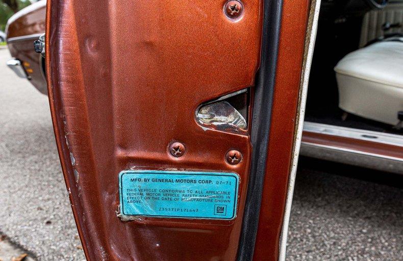 For Sale 1971 Pontiac LeMans
