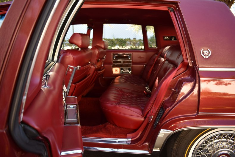 For Sale 1990 Cadillac Brougham