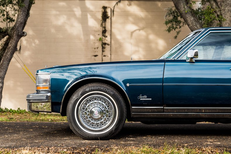 For Sale 1979 Cadillac Seville