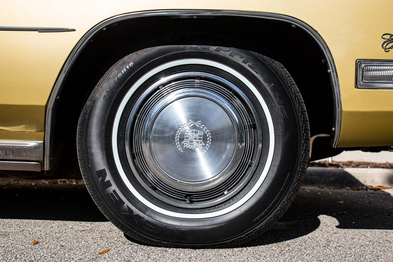 For Sale 1972 Cadillac Eldorado