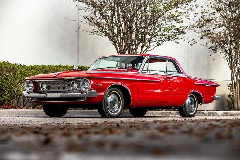 For Sale 1962 Plymouth Sport Fury