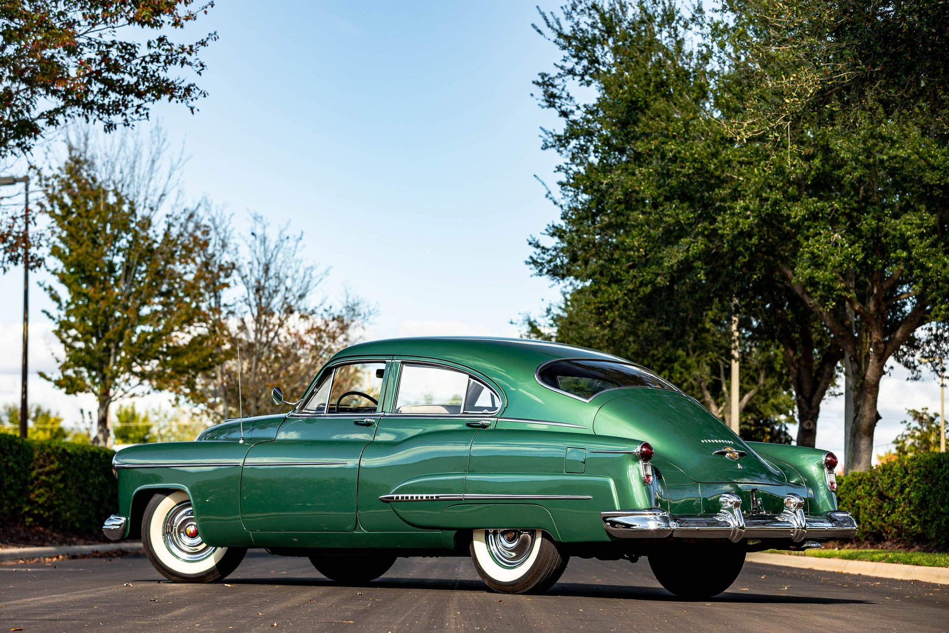 1950 Oldsmobile Town Sedan