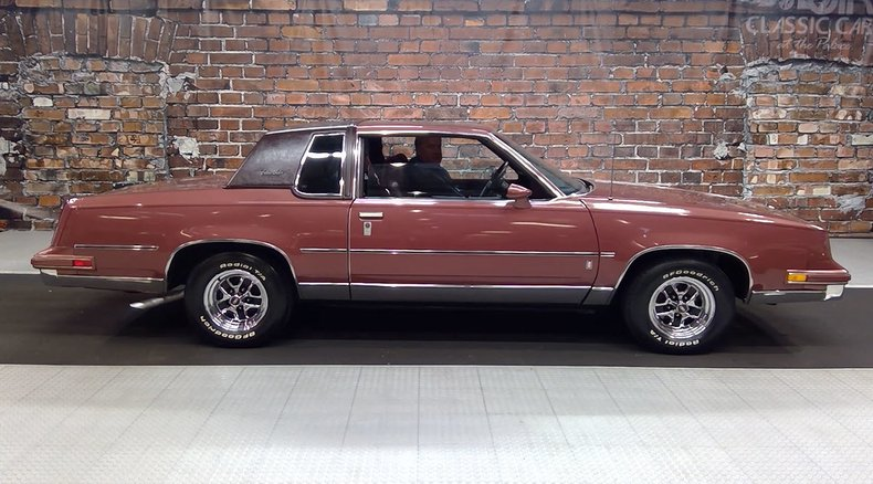 For Sale 1986 Oldsmobile Cutlass