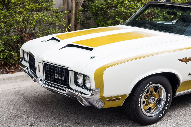 For Sale 1972 Oldsmobile Hurst Olds