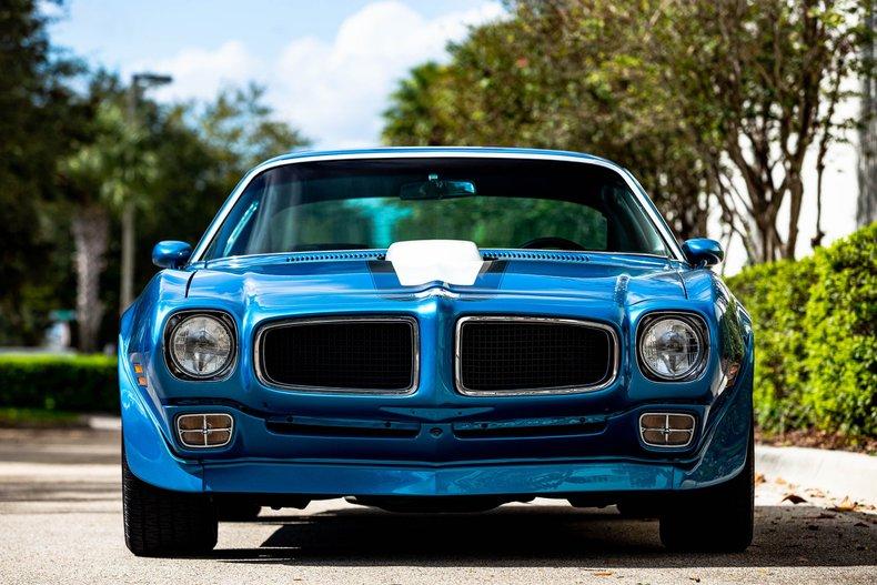 For Sale 1970 Pontiac Trans Am