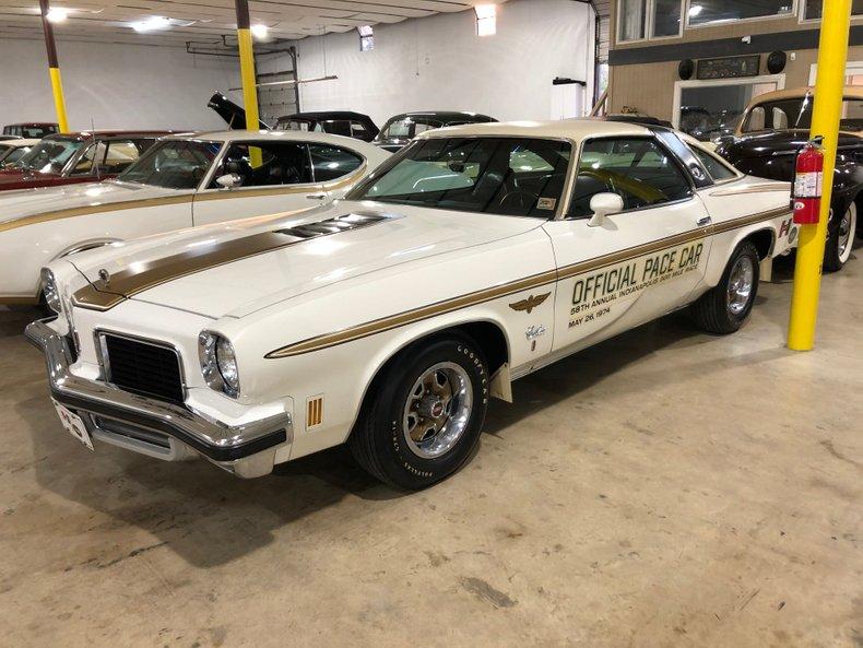 For Sale 1974 Oldsmobile Cutlass
