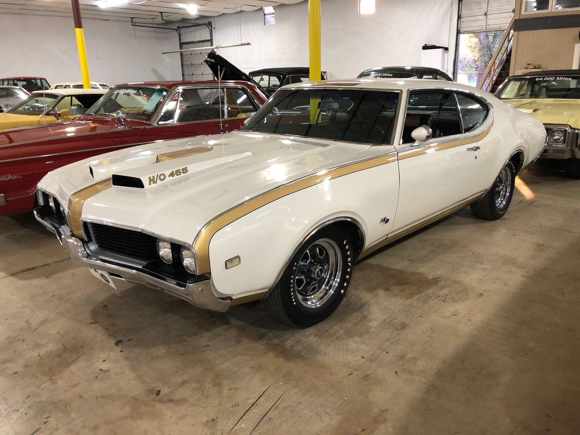 1969 Oldsmobile Hurst Olds
