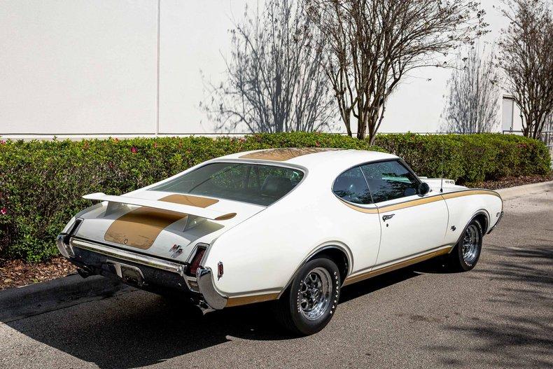 For Sale 1969 Oldsmobile Hurst Olds