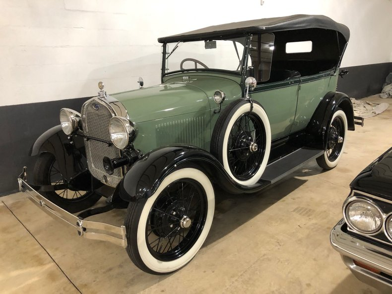 For Sale 1928 Ford Phaeton