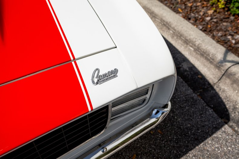 For Sale 1969 Chevrolet Camaro RS/SS