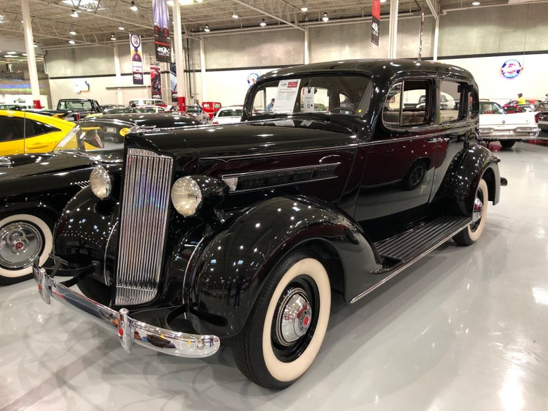 For Sale 1937 Packard 115