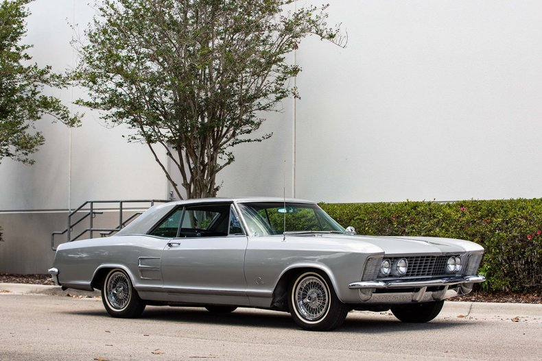 For Sale 1963 Buick Riviera