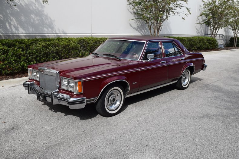 For Sale 1978 Lincoln Versailles