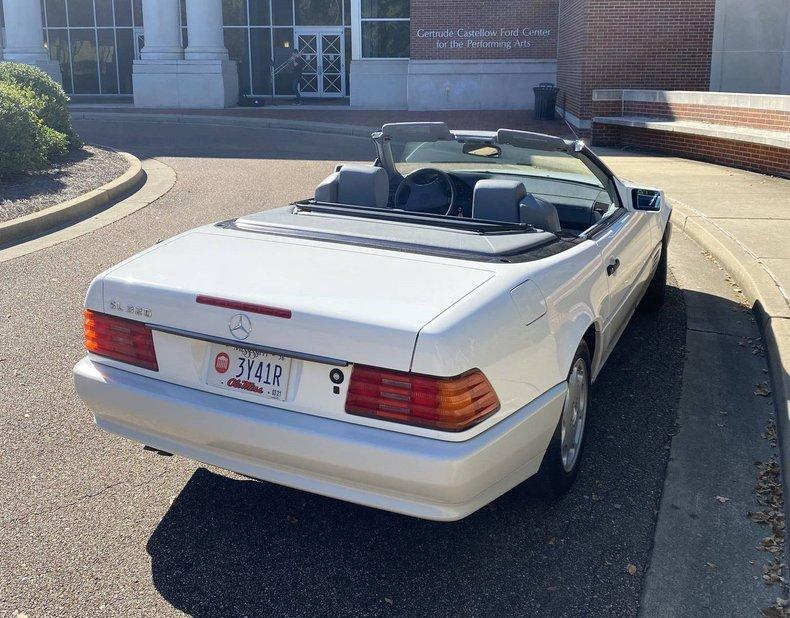 For Sale 1995 Mercedes-Benz SL320