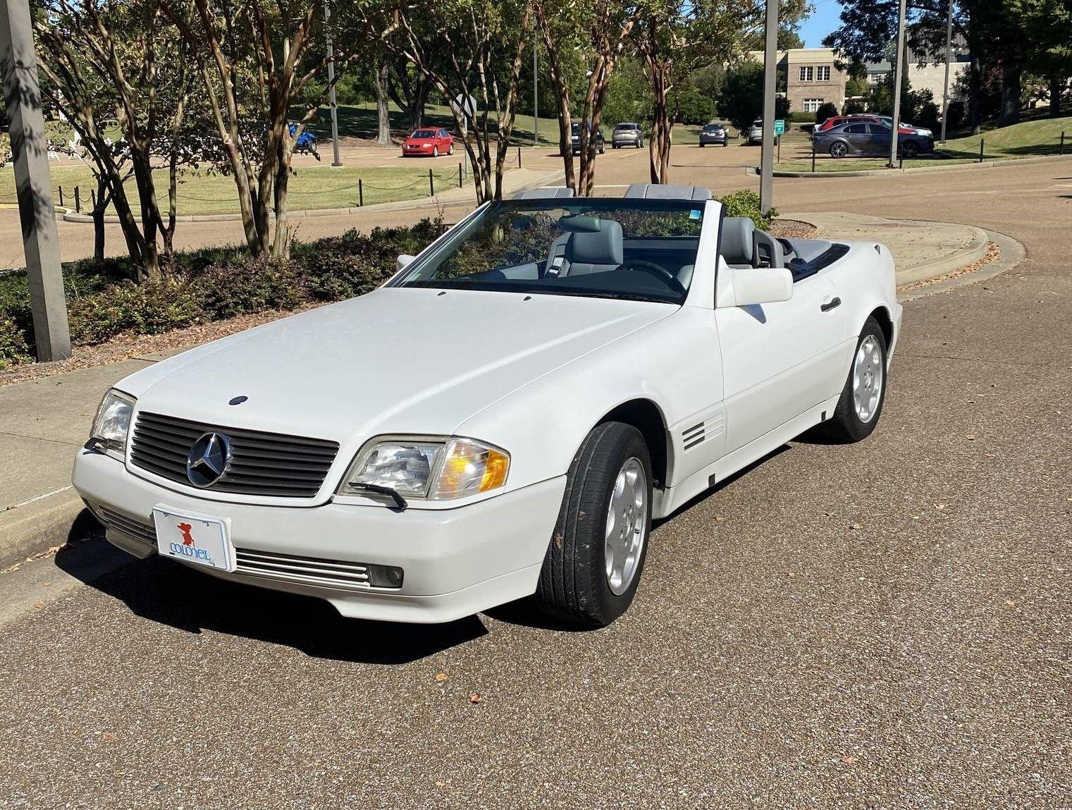 1995 Mercedes-Benz SL320
