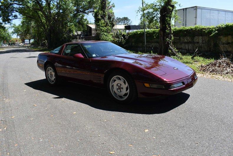 For Sale 1993 Chevrolet Corvette
