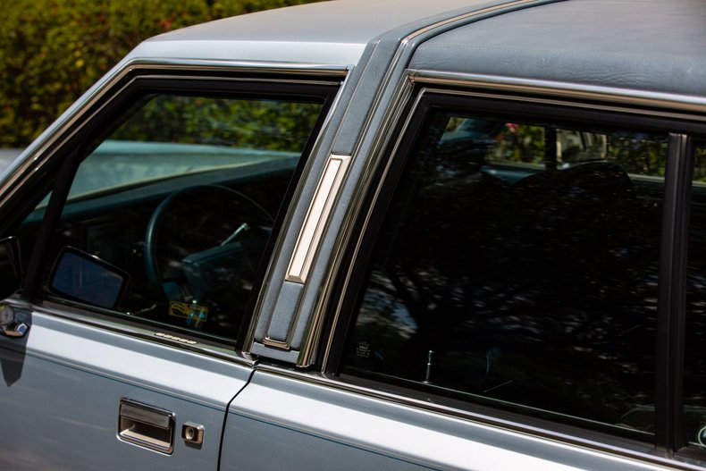 For Sale 1986 Lincoln Town Car
