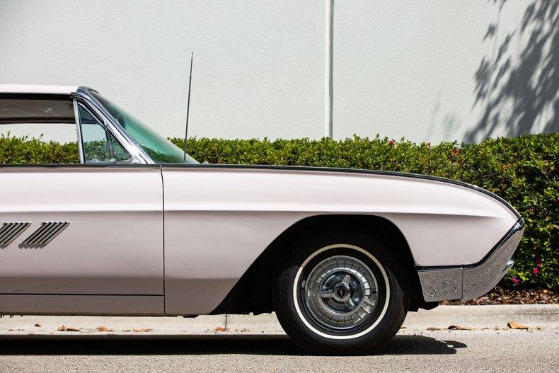 For Sale 1963 Ford Thunderbird
