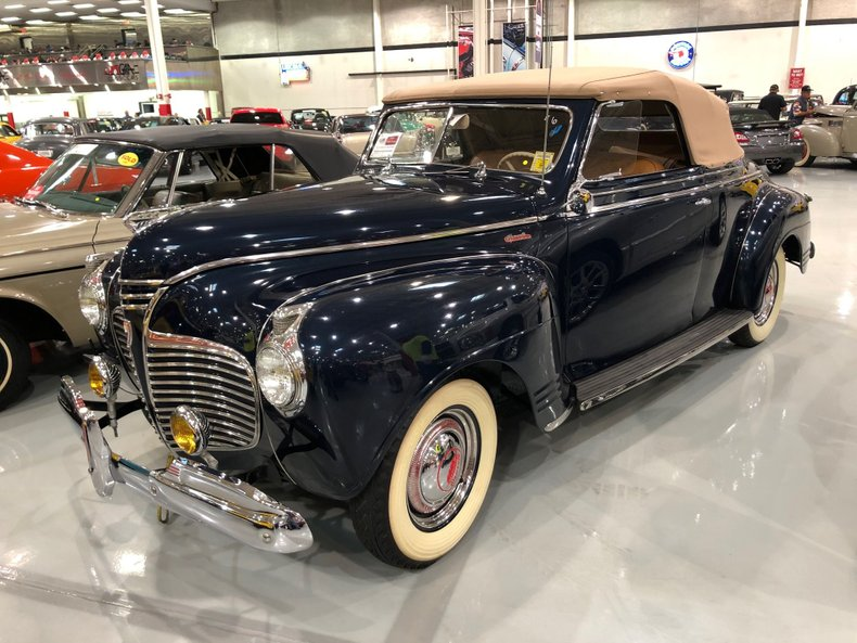 For Sale 1941 Plymouth Special Deluxe