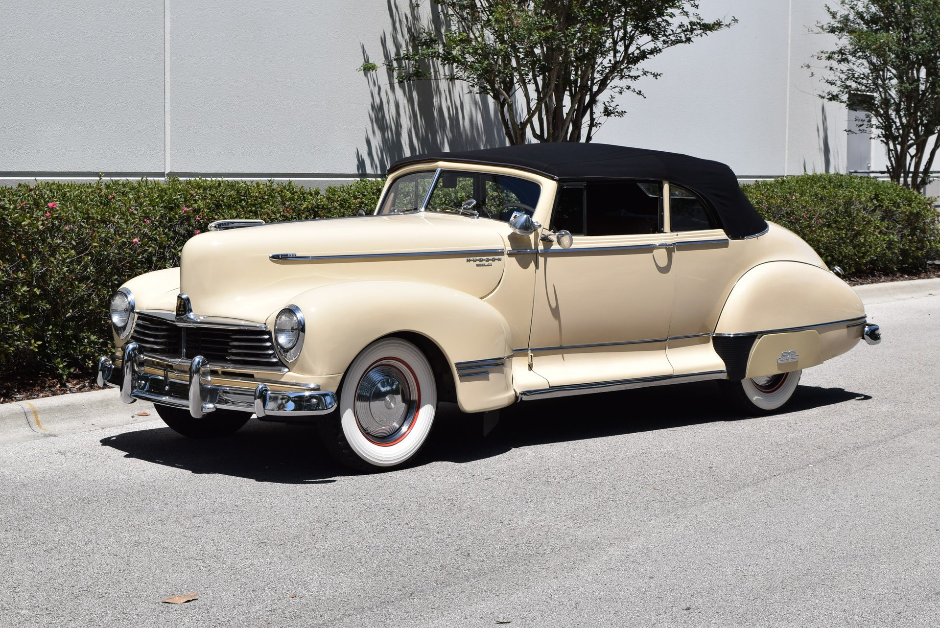 1946 Hudson Convertible Super Six