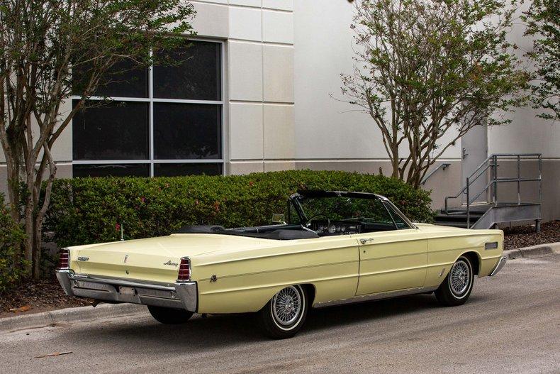 For Sale 1966 Mercury S-55