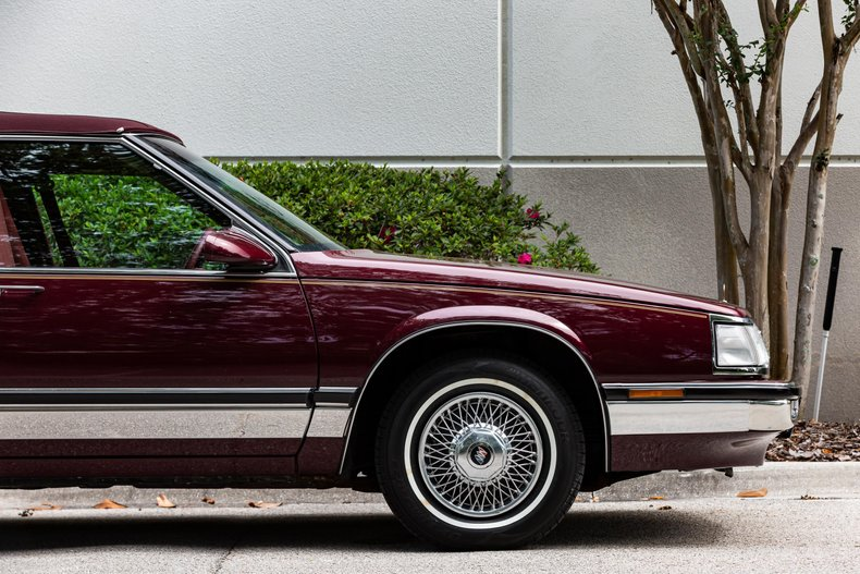 For Sale 1990 Buick Electra