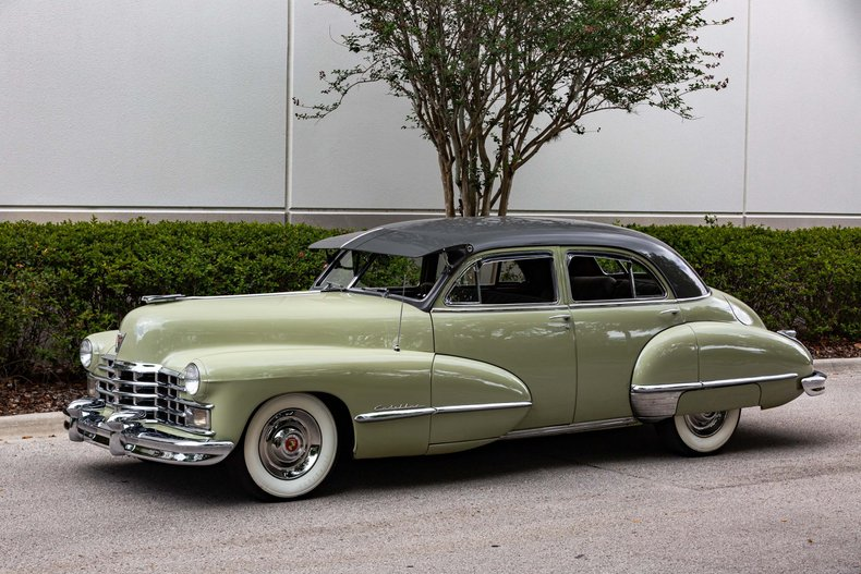 For Sale 1947 Cadillac Series 62