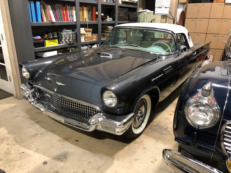 For Sale 1957 Ford Thunderbird