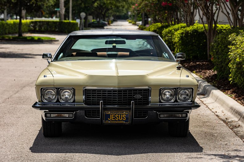 For Sale 1972 Buick Riviera