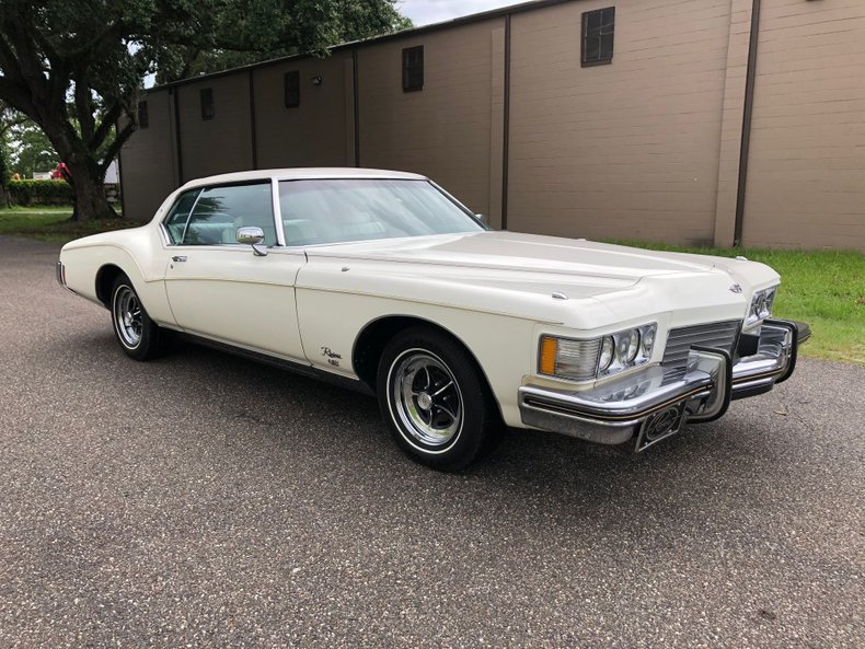 For Sale 1973 Buick Riviera