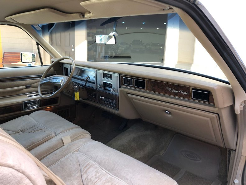 For Sale 1978 Lincoln Town Coupe