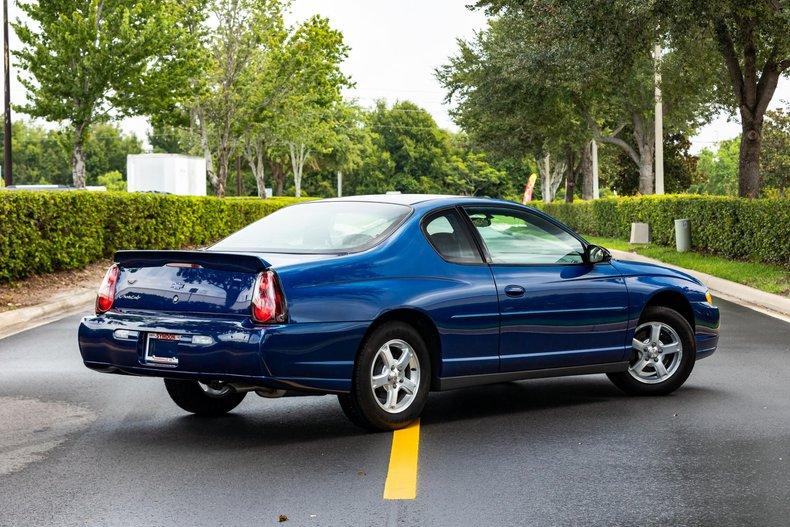 For Sale 2003 Chevrolet Monte Carlo