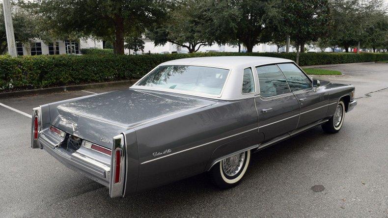 For Sale 1976 Cadillac Sedan DeVille