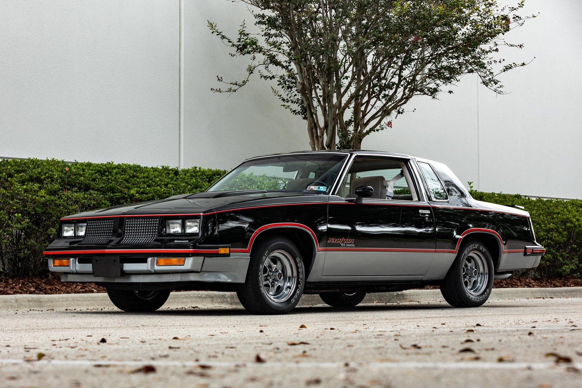 1983 Oldsmobile Hurst Olds
