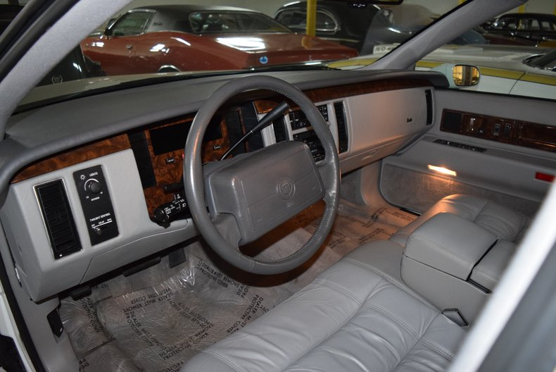 For Sale 1993 Cadillac Brougham