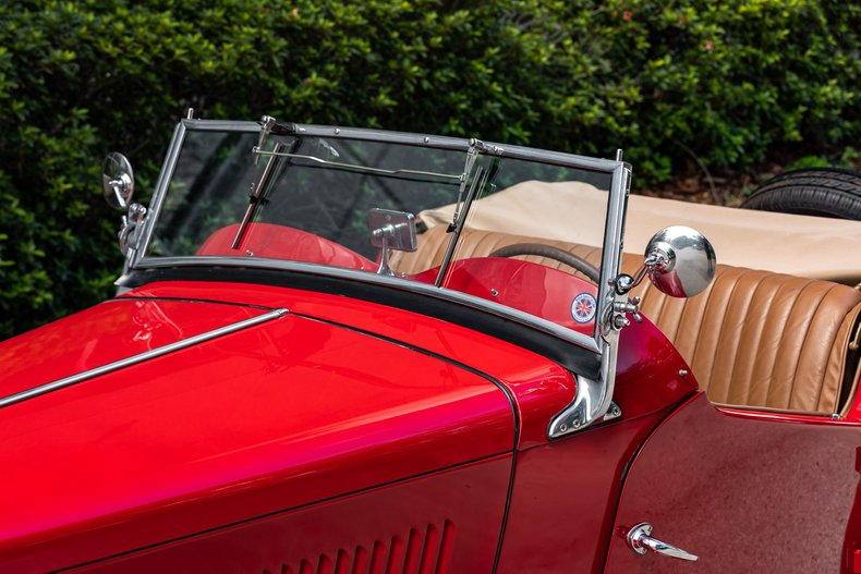 For Sale 1951 MG TD