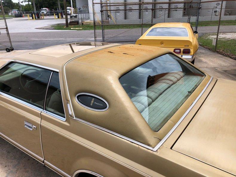 For Sale 1978 Lincoln Mark V