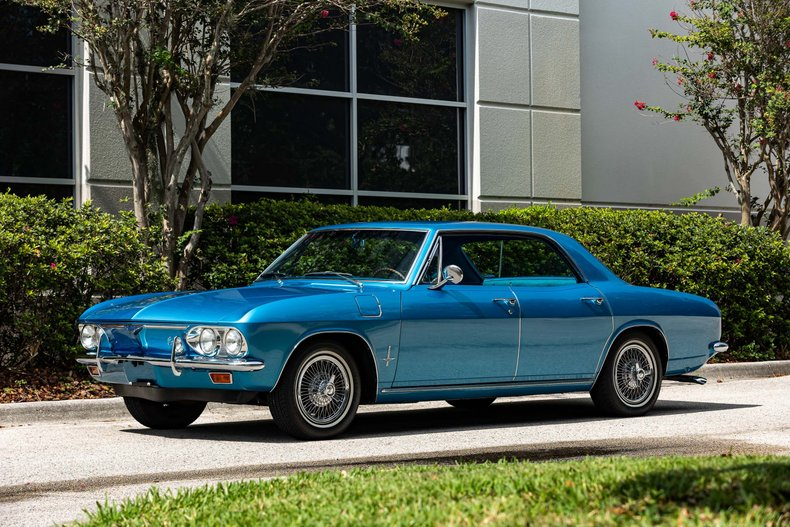 For Sale 1966 Chevrolet Corvair