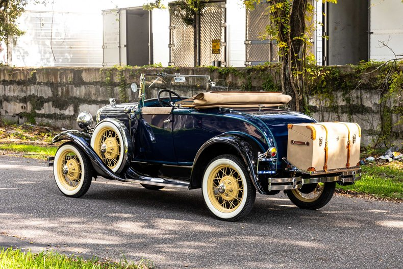 For Sale 1931 Ford Model A
