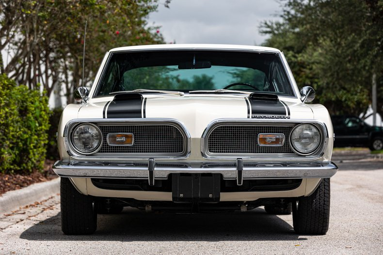 For Sale 1969 Plymouth Barracuda