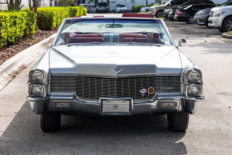 For Sale 1965 Cadillac DeVille