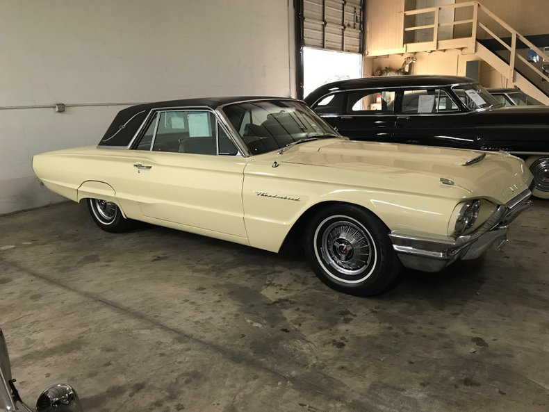 For Sale 1964 Ford Thunderbird Landau