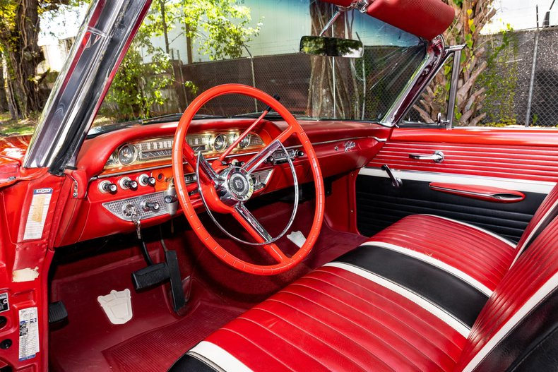 For Sale 1962 Ford Galaxie