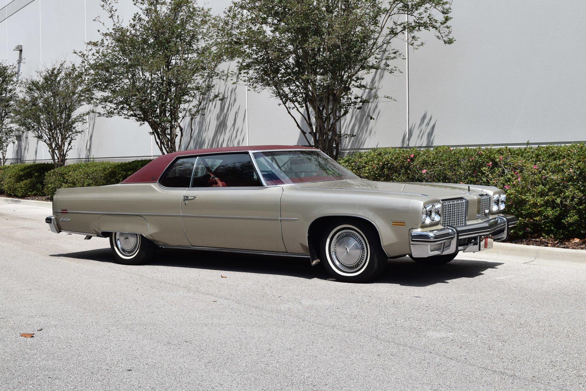 1974 Oldsmobile 98