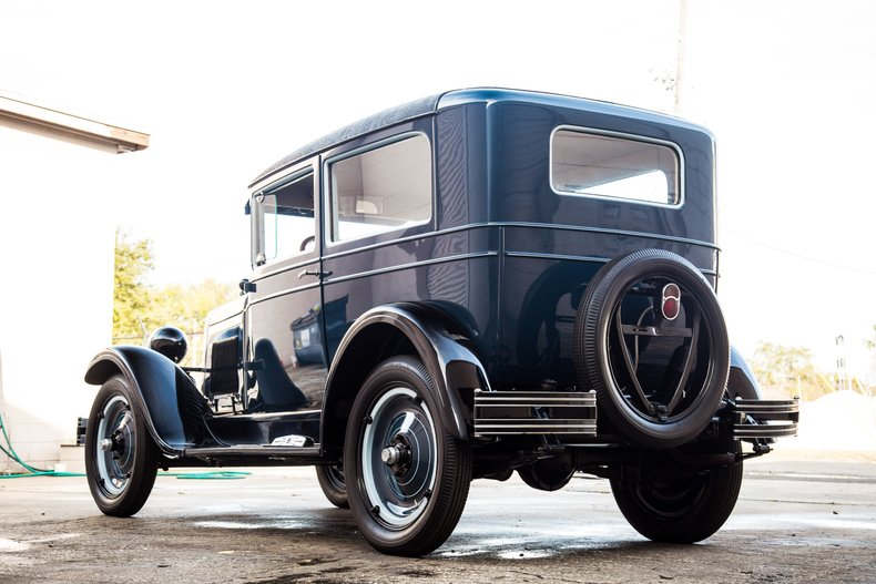 For Sale 1928 Chevrolet AB 2 dr Sedan