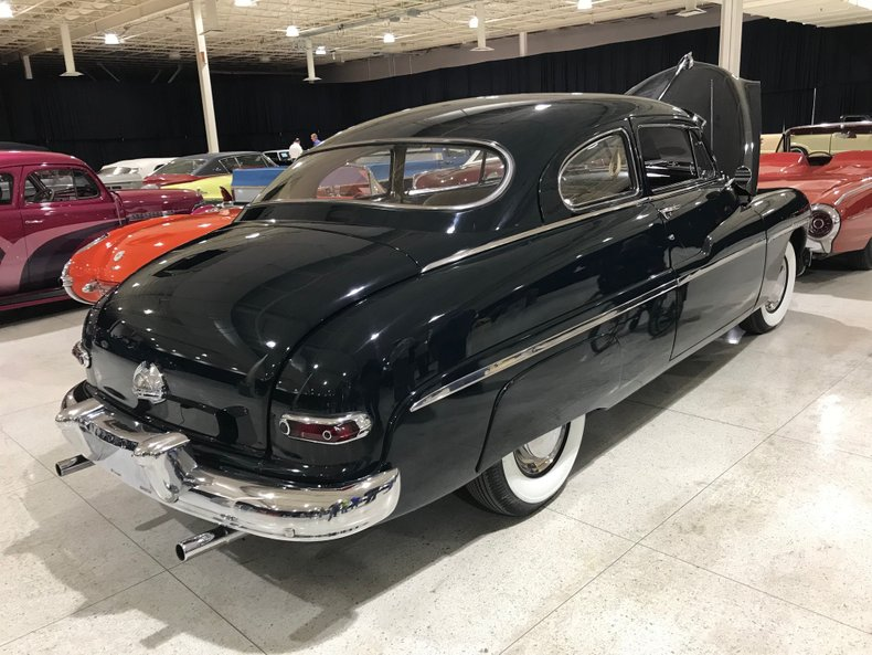 For Sale 1950 Mercury Club Coupe