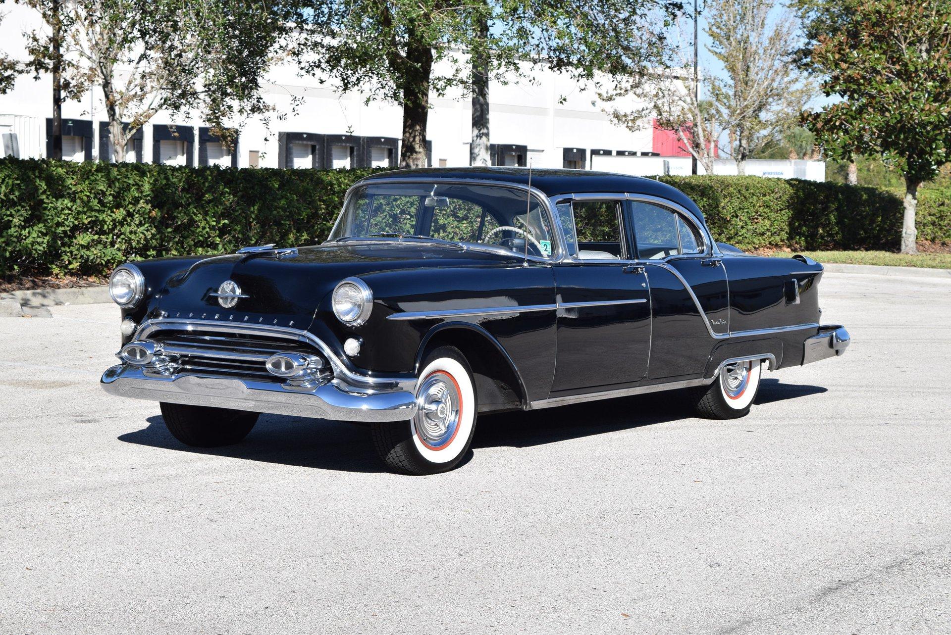 1954 Oldsmobile Ninety-Eight