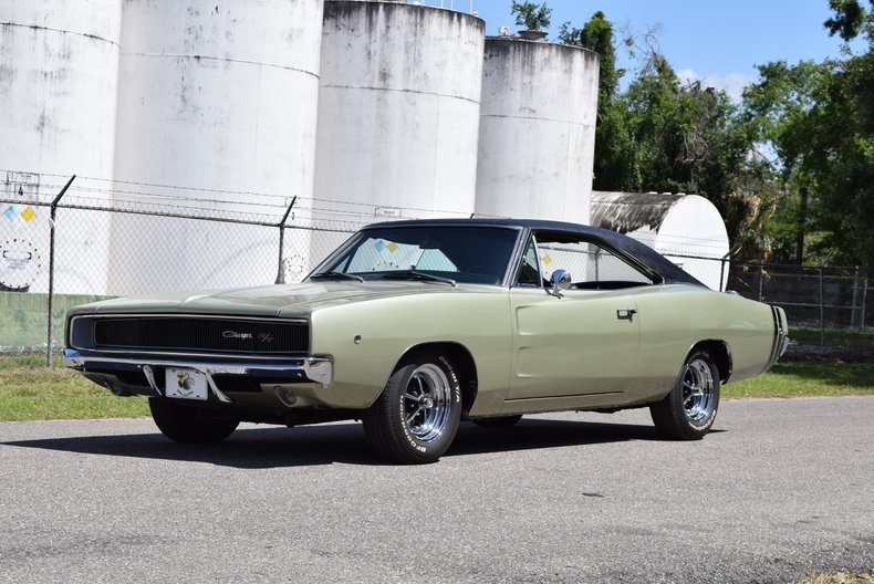 For Sale 1968 Dodge Charger R/T
