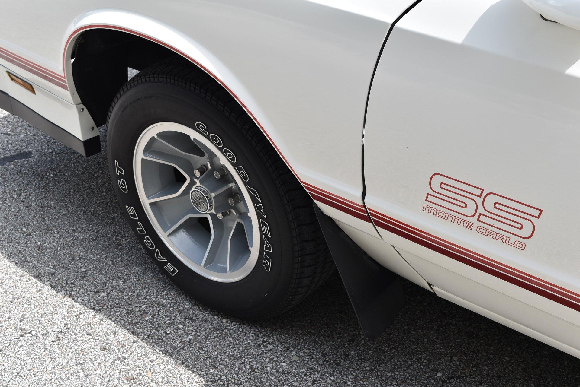 1987 Chevrolet Monte Carlo SS | Orlando Classic Cars